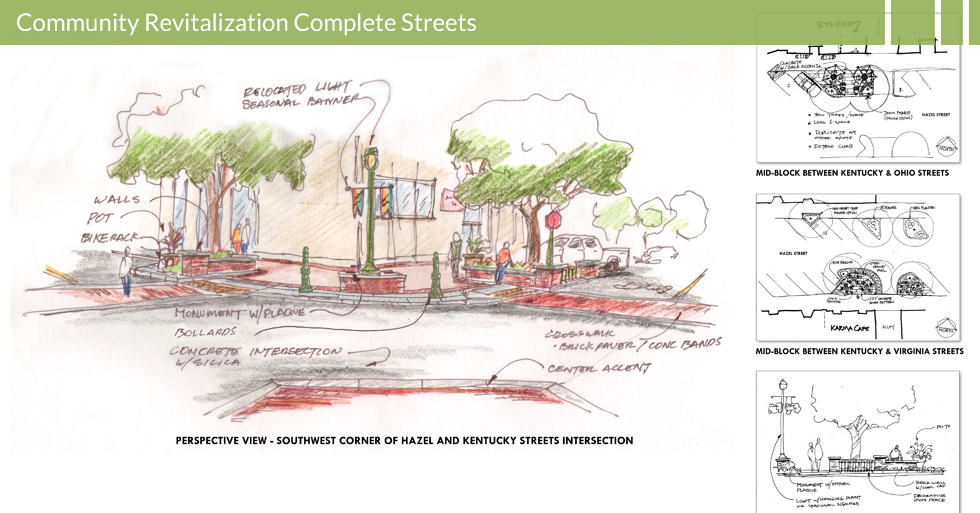 Meltondg Com Community Revitalization Complete Streets Way